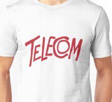 Telecom Logo Red T-Shirt