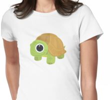 Turtle (2) Womens Fitted T-Shirt