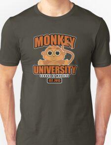 Monkey University T-Shirt