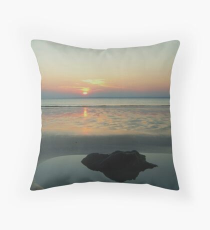Last Light Throw Pillow