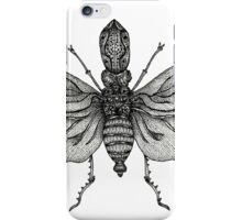 Butterfly and Sunflower iPhone Case/Skin