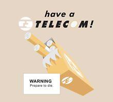 Telecom Cigarettes Will Kill You Unisex T-Shirt