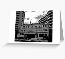 The Espy - Melbourne Greeting Card