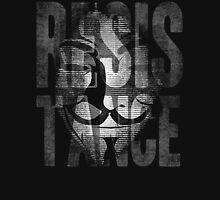 Anonymous Resistance Unisex T-Shirt