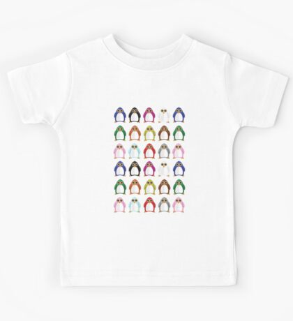 Penguin Variety Kids Tee