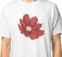 Reddish Flower Classic T-Shirt