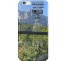 Cable car iPhone Case/Skin