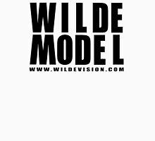 WILDE MODEL Tee Mens V-Neck T-Shirt