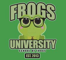 Frogs University 2 One Piece - Short Sleeve