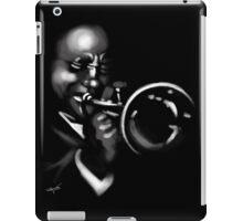 Black Trumpeter: The T-shirt iPad Case/Skin