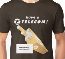 Telecom Cigarettes Will Kill You Alternative T-Shirt