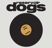Reservoir Dogs Minimal by Duperdu