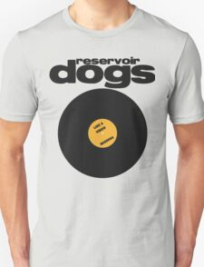 Reservoir Dogs Minimal T-Shirt