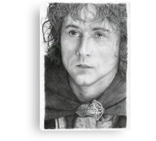 Billy Boyd as Pippin Canvas Print
