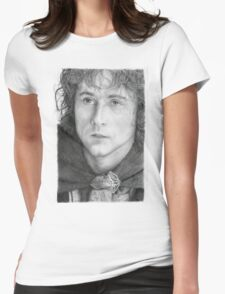 Billy Boyd as Pippin Womens Fitted T-Shirt