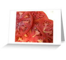 One slice, or two? Greeting Card