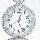 Pocket Watch by Bethany Olechnowicz