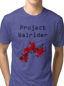 Project Walrider survivor Tri-blend T-Shirt