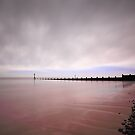 Sherringham Beach by Norfolkimages