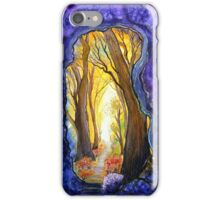 Light at the End of the Tunnel  iPhone Case/Skin