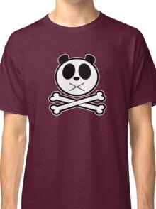 Panda Cross Bone Classic T-Shirt