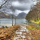 Sourmilk Ghyll and Buttermere by Jamie  Green