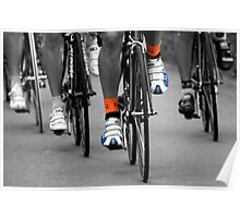 Pedal Power. cards for sale Poster