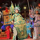 At the Opera Sichuan style by Susan Moss