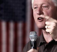 Bill Clinton by huto