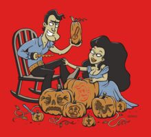 Army of carved pumpkins One Piece - Short Sleeve