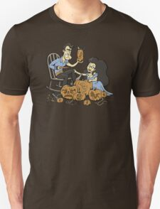 Army of carved pumpkins T-Shirt