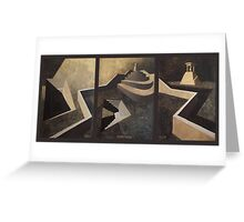 silo memorial bell Greeting Card