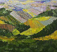 Forest and Harvest by Allan P Friedlander