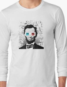 Abraham Lincoln - 3D (2) T-Shirt