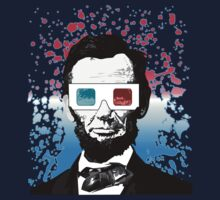 Abraham Lincoln - 3D Kids Clothes