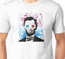 Abraham Lincoln - 3D Unisex T-Shirt