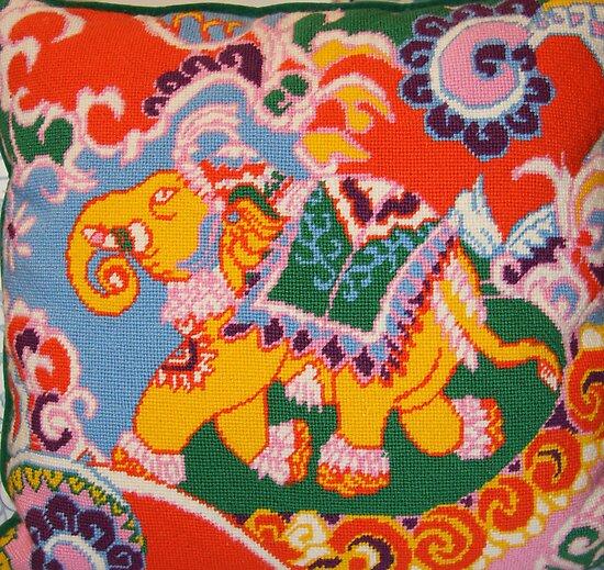 Circus Elephant- viewed 943 by daphsam
