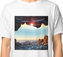 Window to the Sky Classic T-Shirt