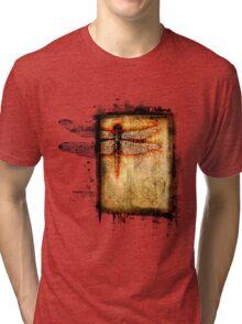 dragonfly paradox Tri-blend T-Shirt