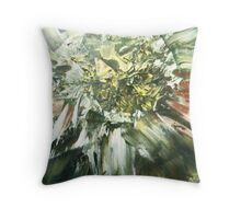 Elder From The Ninth Dimension Throw Pillow