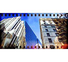 Montreal city Photographic Print