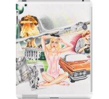 It's the end of the world baby! iPad Case/Skin