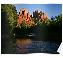 Cathedral Rock - Sedona, AZ Poster