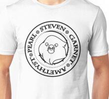 Steven&theCrystalGems - Ramones (black logo) Unisex T-Shirt
