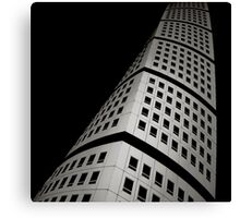 Turning Torso Canvas Print