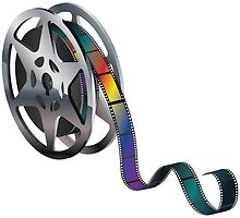 Movie Reel Icon 2 by AnnArtshock