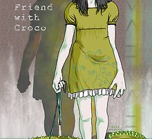 Friend with Croco by Vlen
