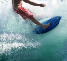 (✿◠‿◠) HAWAIIAN SURFER (✿◠‿◠) Sticker