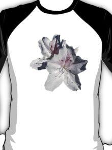 white azalea flowers T-Shirt