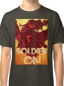 IwillSoldierON Classic T-Shirt
